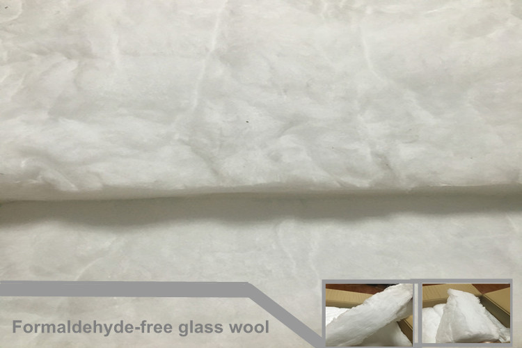 CONING formaldehyde-free glass wool insulation