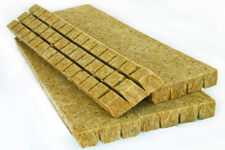 Agriculture rock wool cube board